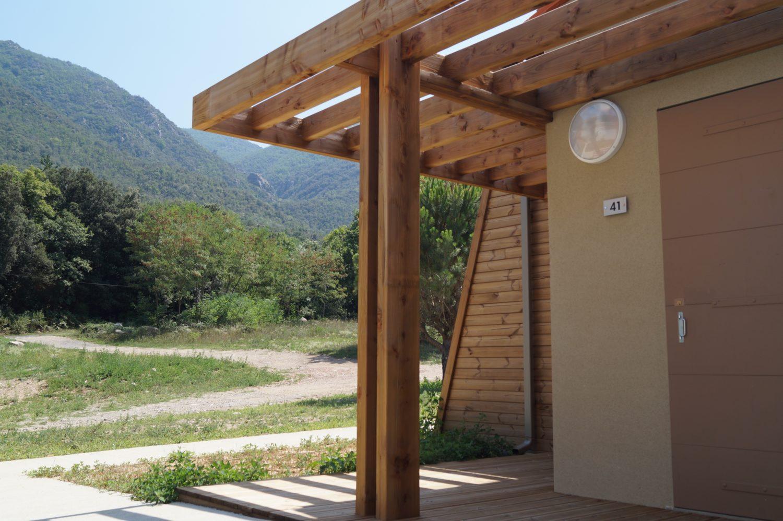 Hébergement Centre de Pleine Nature